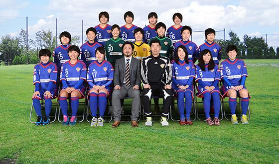 JAPANサッカーカレッジレディー...