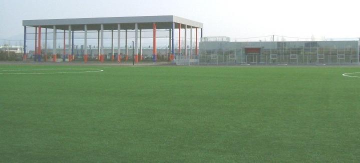 新潟聖籠スポーツセンター アル...